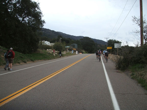 South Grade - open for bikes!