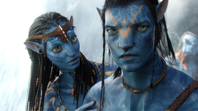 Avatar - coming soon in 3D to your family room!
