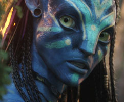 Avatar: the blue people rule!