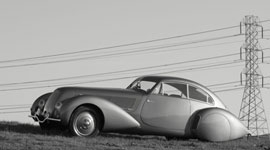 the 1938 Bentley Embiricos