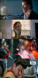 Buckaroo Banzai summarized in four frames!