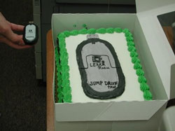 Cake Wrecks - when you leave a picture with the baker on a jump drive