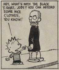 Calvin and Jobs