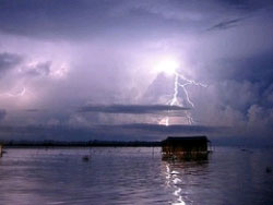 Catatumbo lightning storms