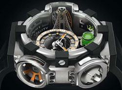 Concord C1 QuantumGravity watch, a must have for kazillionaires