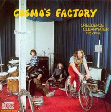 CCR: Cosmo's Factory (1970)