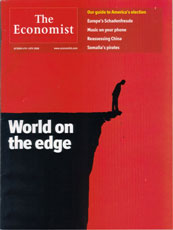 Economist: The World on the Edge