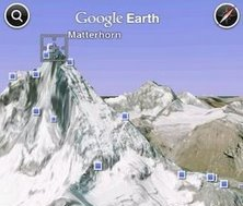 Google Earth - the Matterhorn