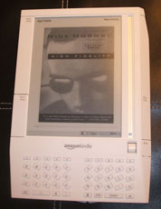 High Fidelity on the Kindle