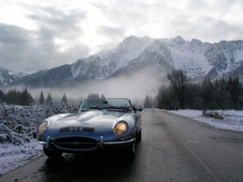 Jaguar E-type: the most beautiful car of all time?