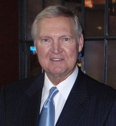 Jerry West - Mr. Clutch, the logo, and... Mr. Intensity!