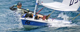 Laser Radial wins the class warfare
