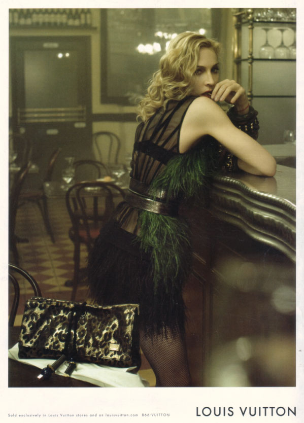 Louis Vuitton: Madonna