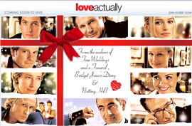 Love, Actually - a great romantic feel-good comedy