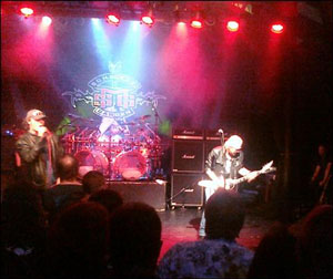 Michael Schenker at the Canyon Club