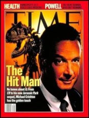 Michael Crichton - the hit man