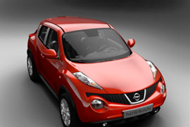 Nissan Juke - OMG how ugly!