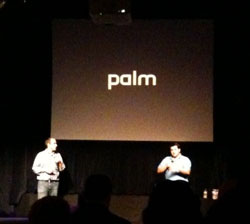 Palm opens the Pre