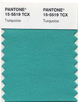 Pantone Turquoise: 2010 color of the year?