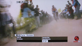 Paris-Roubaix: awesome camera work!