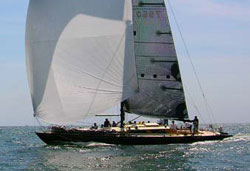 Ragtime in the Sidney Hobart race