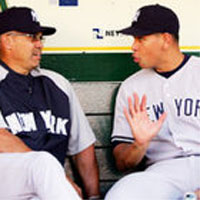 Reggie Jackson and Alex Rodriquez: who's Mr. October?
