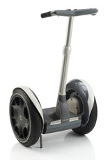 The Segway - tech flop of the decade?