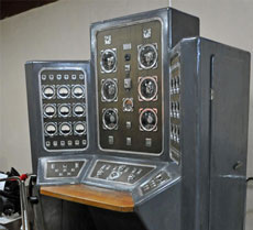 Soviet nuclear control device