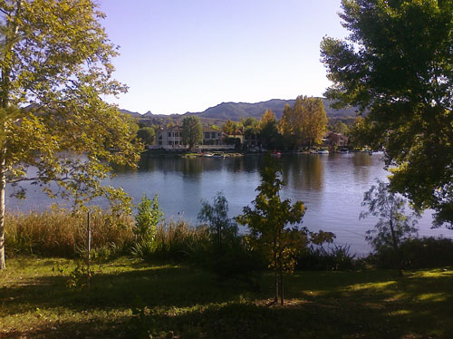 Touring the Lakes: Lake Sherwood