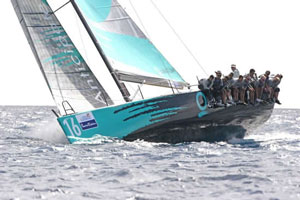TP52 world champion Quantum Racing