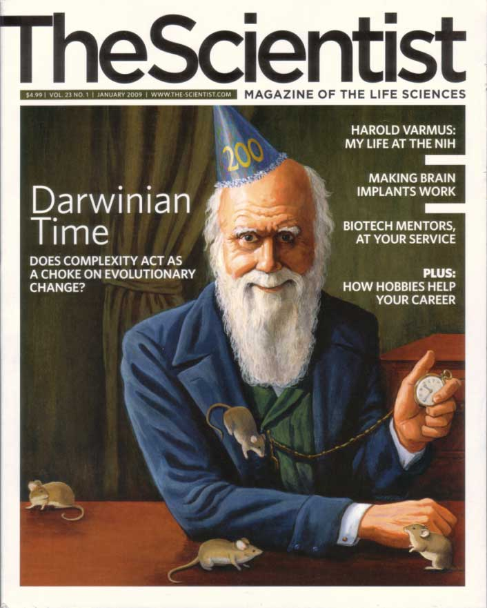 The Scientist - January 2009