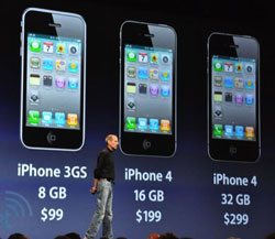 Apple's WWDC 2010 - and the iPhone 4 is announced