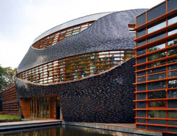 World Wildlife Foundation's carbon-neutral headquarters in the Netherlands