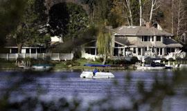 Westlake Village - a small-town vibe around every corner