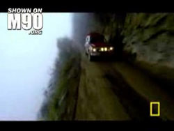 World's most dangerous road: the Yungas
