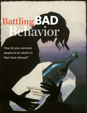battling bad behavior