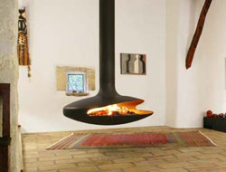 world's most beautiful object: this fireplace