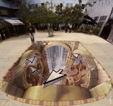 eye-popping 3D street art - wow!