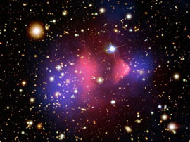 dark matter in space, from the year in space, 2009