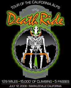 the death ride - dum dum dum