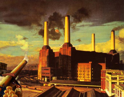 extended album art: Pink Floyd's Animals