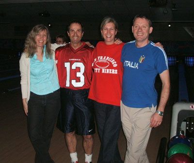 my extreme bowling team