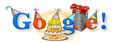 Google turns 10!