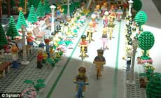 lego road cycling!
