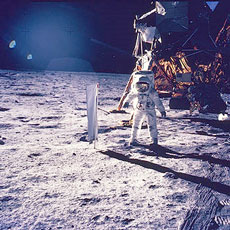 one small step... 41 years ago today!