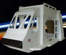space shuttle bed for kids