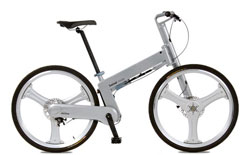 swivel mode bicycle