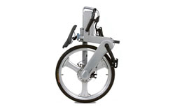 swivel mode bicycle (folded)