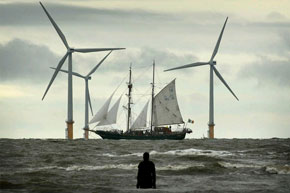 Wind power: old and new