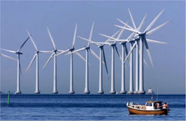 windmills! - cool, but can you rely on them?